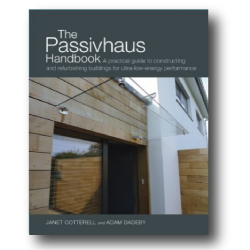Cover of The Passivhaus Handbook