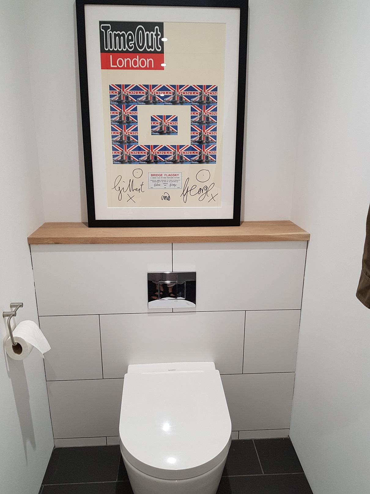 Cloakroom & WC
