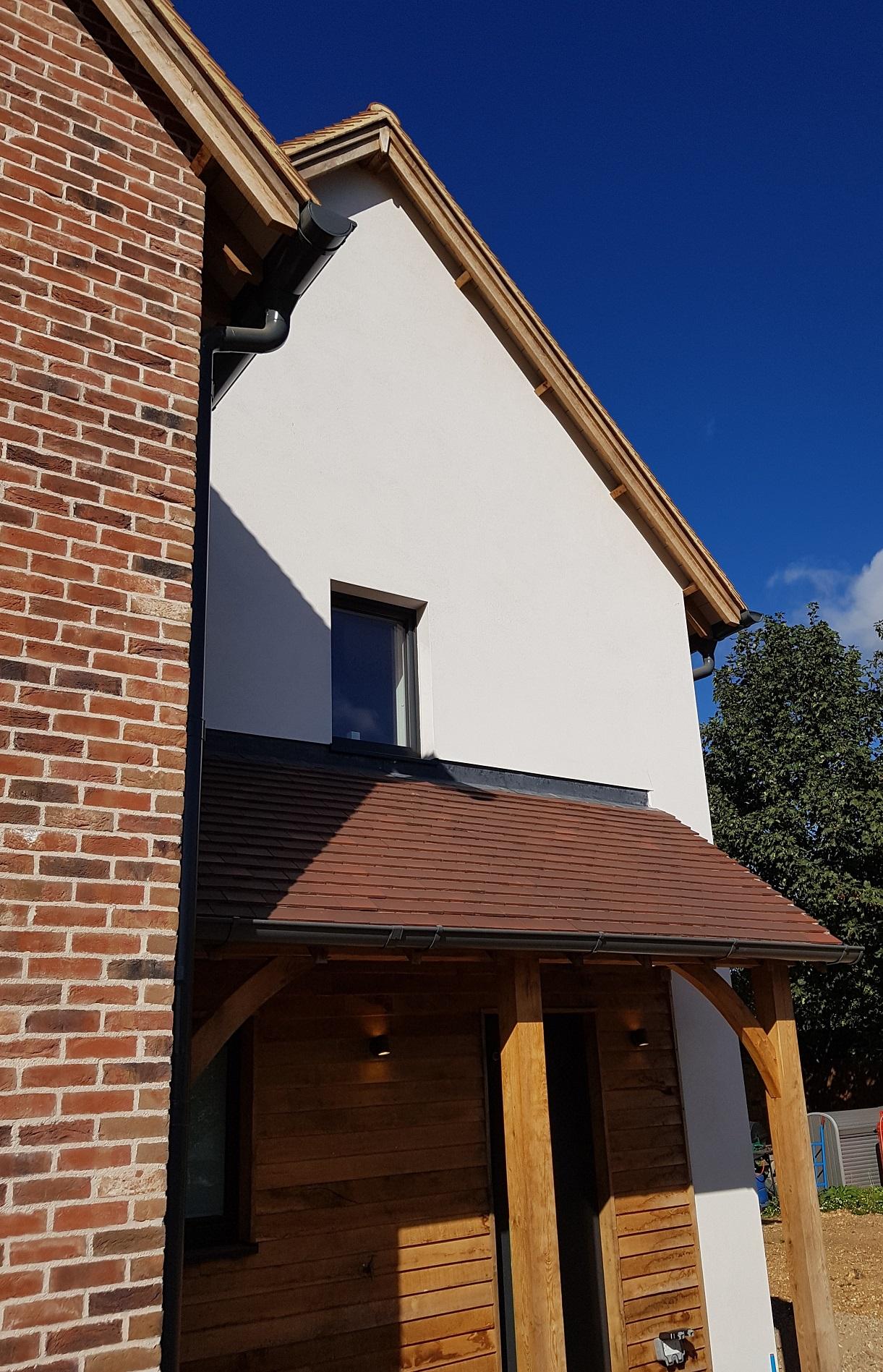 Buckinghamshire Side Porch 2018